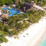 Catalonia Royal Tulum – aerial-Xpuha beach