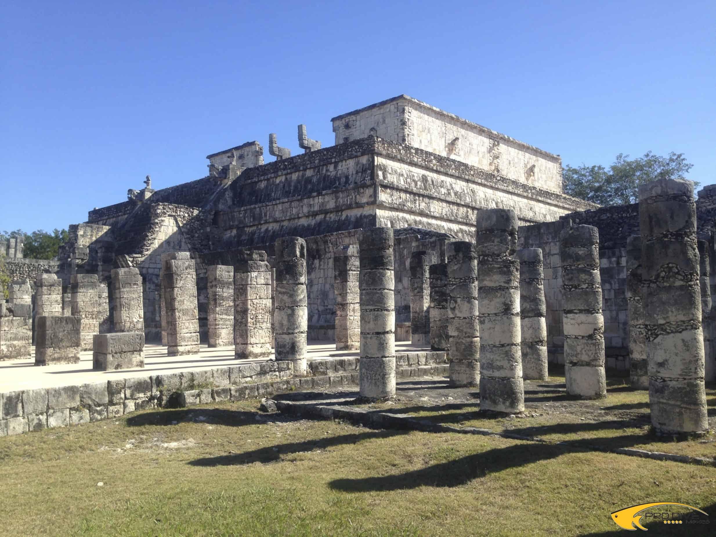 2018 Excursion >> Chichen Itzá - Pro Dive International