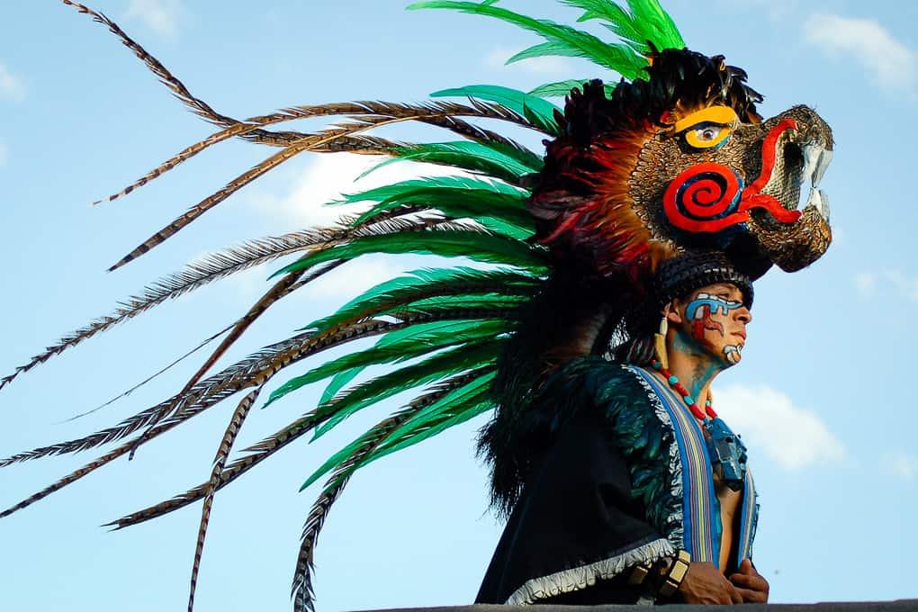 Открытка, картинки индейцы майя