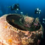 St. George Wreck – Pro Dive International – Lisa Collins