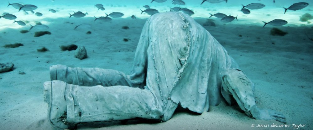 musa by jason decaires taylor
